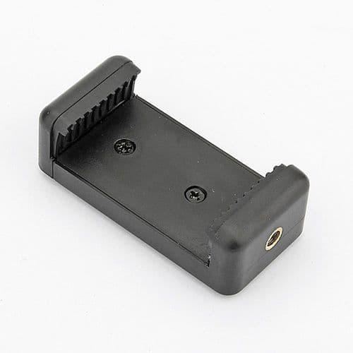 Support Clip Pince De Smartphone  Téléphone Pour Monopode  Trépied Vis 1/4